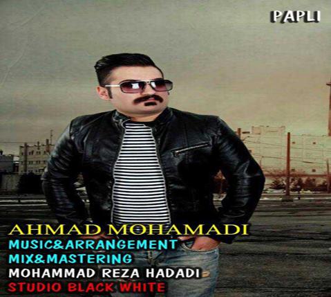 دانلود آهنگ مازندرانی پاپلی از احمد محمدی