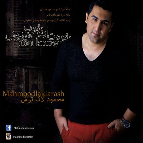 آهنگ جدید فارسی اینو خوب میدونی از محمود لاکتراش