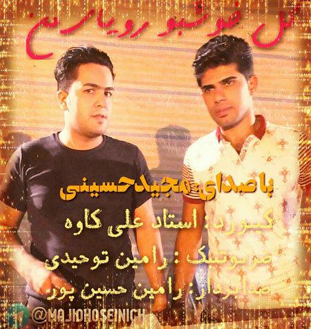 آهنگ مازندرانی گل خوش بو لیلای من از مجید حسینی