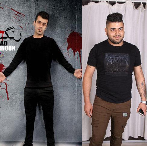 دانلود آهنگ مازندرانی رنگ خون با صدای محمد بردون