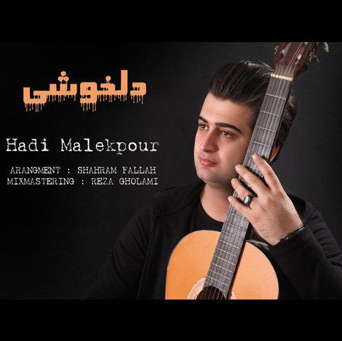 آهنگ مازندرانی دلخوشی با صدای هادی ملک پور