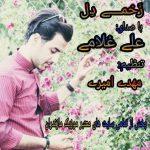 آهنگ زخمی دل با صدای علی غلامی