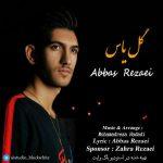 آهنگ گل یاس با صدای عباس رضایی