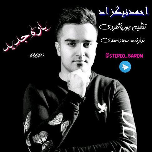 دانلود آهنگ یار جدید با صدای احمد نیکزاد