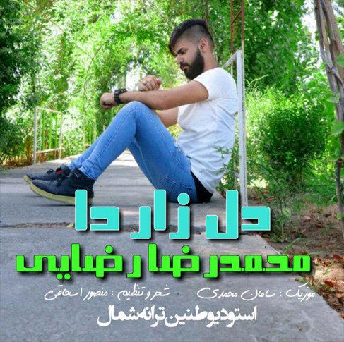 آهنگ دل زار دا با صدای محمدرضا رضایی
