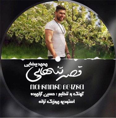 آهنگ قصه تنهایی با صدای محمد بیضایی