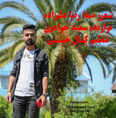 آهنگ بی تفاوت با صدای رضا علیزاده