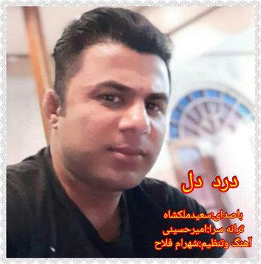 آهنگ درد دل باصدای سعید ملکشاه
