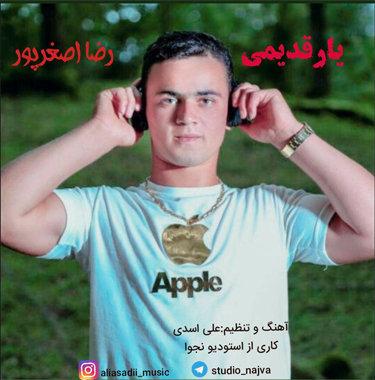 آهنگ یار قدیمی دار با صدای رضا اصغرپور