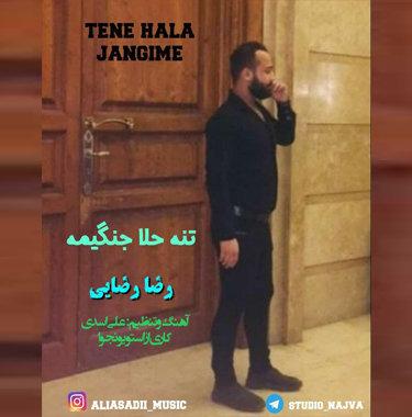 آهنگ تنه حلا جنگیمه با صدای رضا رضایی