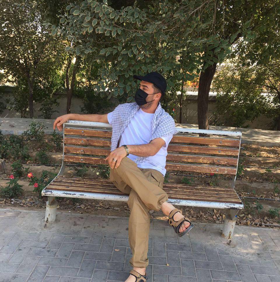 عکس جدید حاج میثم رضایی