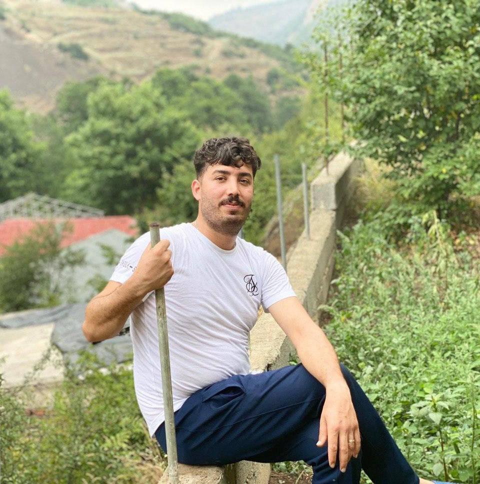 جدیدترین عکس حاج میثم رضایی