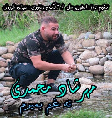 آهنگ ته غم بمیرم با صدای مهرشاد محمدی