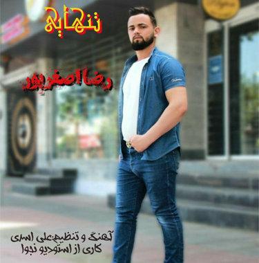 آهنگ تنهایی باصدای رضا اصغرپور