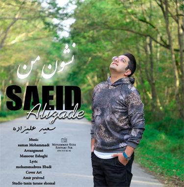آهنگ نشون من با صدای سعید علیزاده