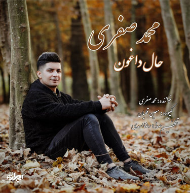آهنگ حال داغون با صدای محمد صفری