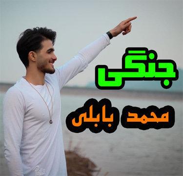 آهنگ جنگی با صدای محمد بابلی