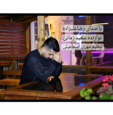 آهنگ خاطر خواه با صدای رضا علیزاده