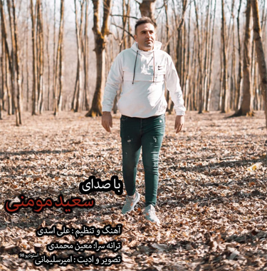 آهنگ الوداع با صدای سعید مومنی
