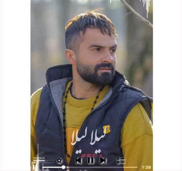 آهنگ لیلا باریکلا با صدای سعید حسین زاده