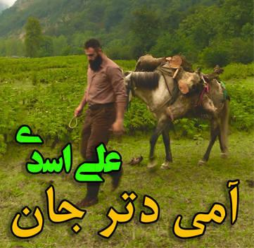 آهنگ آمی دتر جان با صدای علی اسدی